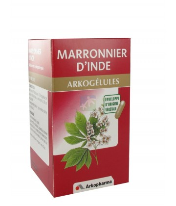 Arkogélules Marronnier d'Inde x 150