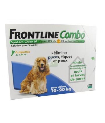 Frontline Combo Chien M x 6