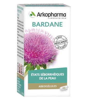 Arkogélules Bardane x 45