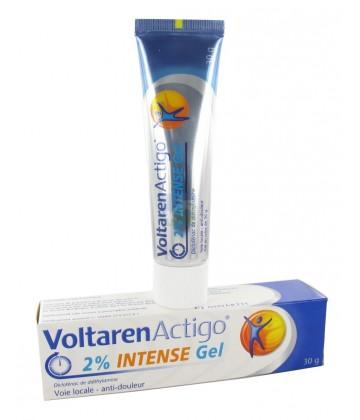 VoltarenActigo 2% Intense Gel 30 g