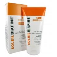 SoleilBiafine Lait Solaire Ultra-Hydratant Double Protection SPF50+ 150 ml