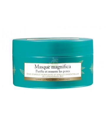 sanoflore masque magnifica purifie et resserre les pores 100 ml pas cher soins du visage bio. Black Bedroom Furniture Sets. Home Design Ideas