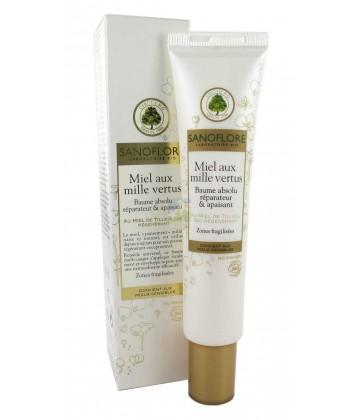 Sanoflore Miel aux Mille Vertus Baume Absolu Réparateur & Apaisant 40 ml