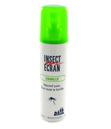 Insect Ecran Spray Famille 100 ml