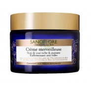 Sanoflore Crème Merveilleuse Soin de Jour Riche Anti-Rides 50 ml