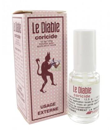 Le Diable Coricide Solution 12,5 g / 100 g