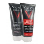 Vichy Homme Hydra Mag C Gel Douche 2 x 200 ml