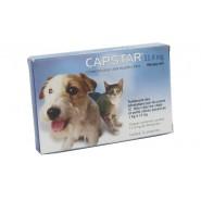 Capstar 11,4 mg Chats et petits chiens (1 à 11 kg) x 6