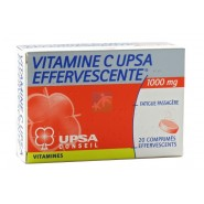 Vitamine C UPSA 1000 mg x 20