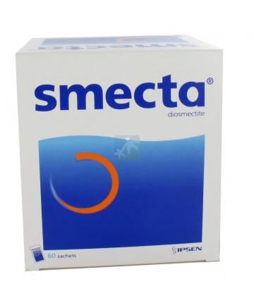 Smecta Goût Orange Vanille Sachets x 60