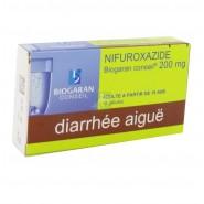 Nifuroxazide Biogaran 200 mg x 12