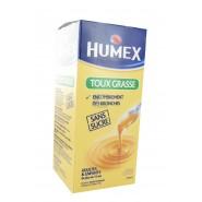 Humex Toux Grasse Sans Sucre 250 ml