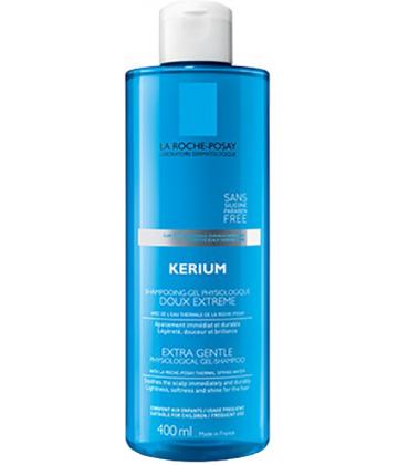 La Roche-Posay Kerium Shampooing Gel 400 ml