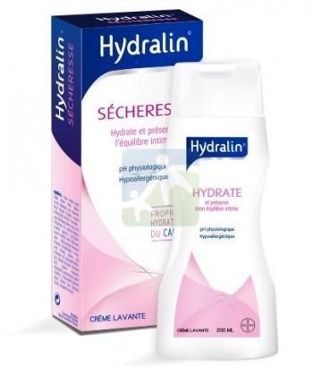 Hydralin Sécheresse Crème Lavante 200 ml