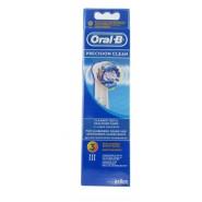 Oral-B Lot de 3 brossettes Precision Clean (EB20)