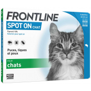 Frontline Spot On Chat x 6