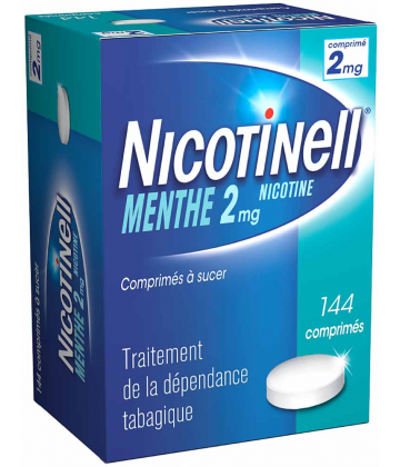 Nicotinell Menthe 2 mg x 144