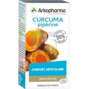 Arkogélules Curcuma + Pipérine x 45