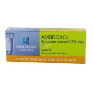 Ambroxol Biogaran 30 mg x 20