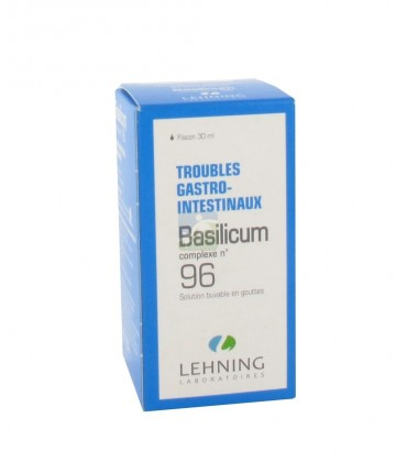 Lehning n°96 Troubles Gastro-intestinaux