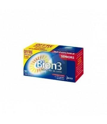 BION 3 - Vitalité Sénior Ginseng & Lutéine - 90 comprimés