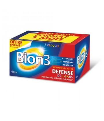 BION 3 - Défense dès 4 ans - 90 comprimés