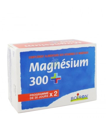 Boiron Magnésium 300+ x 160