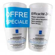 La Roche-Posay Déodorant Physiologique 24h Bille 2 x 50 ml