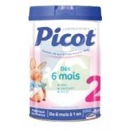 Picot Nutrition Quotidienne 2ème Age 900 g