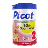 Picot Bébé Gourmand 2ème âge 900 g
