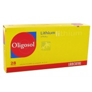 Oligosol Lithium x 28