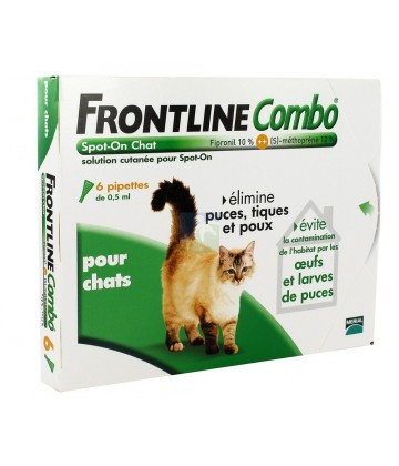 Frontline Combo Chat x 6