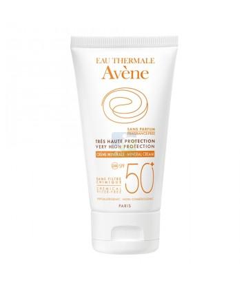 Avène Crème Minérale 50+ 50 ml