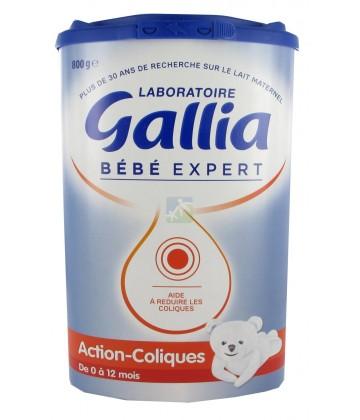 Gallia Bébé Expert Action-Coliques 800 g