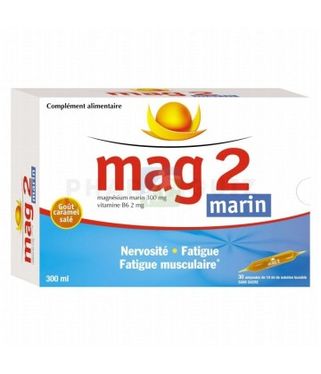 Mag 2 Marin Ampoules x 30