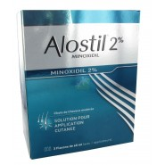 Alostil 2% Solution Flacons x 3