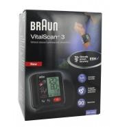 Braun Tensiomètre VitalScan 3 Poignet