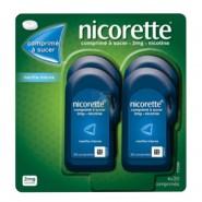 Nicorette 2 mg Menthe Intense Comprimés à Sucer x 80