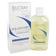 Ducray Squanorm Shampooing Traitant Pellicules Grasses 200 ml