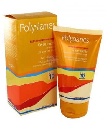 Polysianes Gelée Nacrée SPF10 125 ml