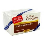 Rogé Cavaillès Savon Surgras Extra Doux 2 x 250 g