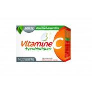 Nutrisanté vitamine C + Probiotiques x 24