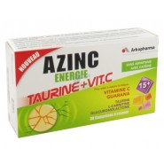 Azinc Energie Taurine + Vitamine C x 30
