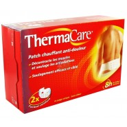 ThermaCare Dos Patchs Chauffants x 2