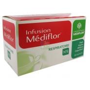 Mediflor Tisane Infusion n°8 Respiratoire x 24