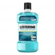 Listerine Bain de Bouche Fraîcheur Intense 500 ml