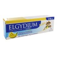 Elgydium Dentifrice Protection Caries Kids Banane 50 ml