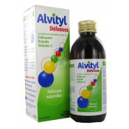 Urgo Alvityl Défenses Sirop 240 ml