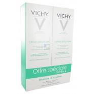 Vichy Crème Dépilatoire Dermo-tolérance 2 x 150 ml