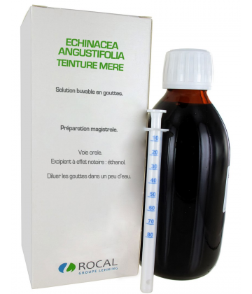 Rocal Teinture Mère Echinacea Angustifolia 125 ml